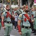 Protest tegen omstreden extreemrechts standbeeld in Madrid