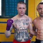 Rel in Italië over bokser met neonazistische tatoeages